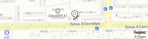 У Никитича на карте Макеевки