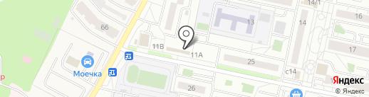 car-detail на карте Балашихи