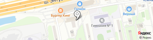 vitra-mebel.com на карте Балашихи