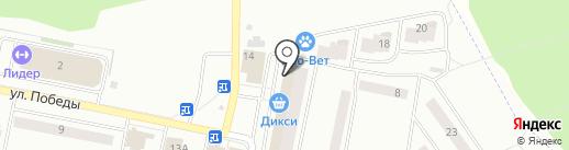 Смешные цены №1 на карте Ивантеевки