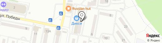 Оптика на карте Ивантеевки
