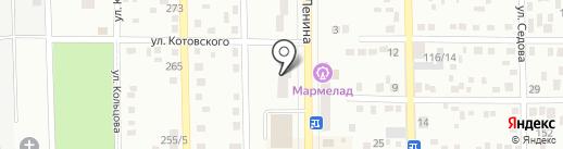 Портная мастерская на карте Макеевки