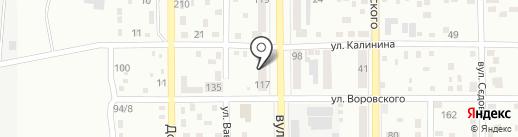 Акватерм-Люкс на карте Макеевки