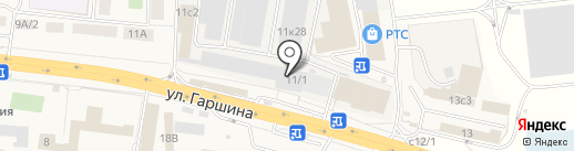 CrazyTours на карте Томилино