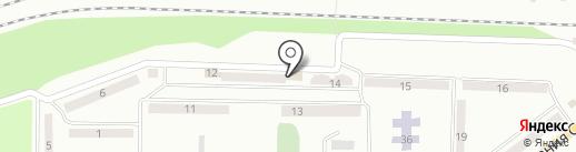 Абрикос на карте Макеевки