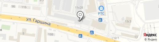 TRIEN на карте Томилино