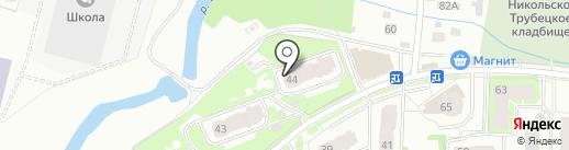 Профлайн на карте Балашихи