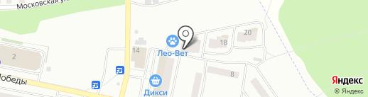 Магазин товаров народных промыслов на карте Ивантеевки