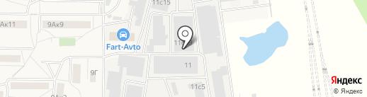 Дюйм24 на карте Томилино