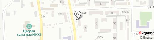 Провант на карте Макеевки