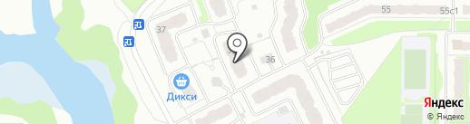 ПиВас на карте Балашихи