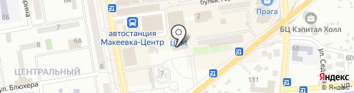 Мир техники на карте Макеевки