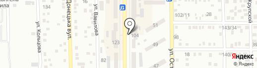 Камилла, школа восточного танца на карте Макеевки