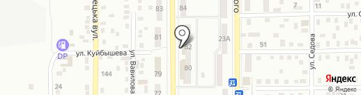 Магазин электрики для дома на карте Макеевки