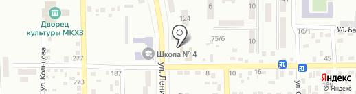 ИНЖЕНЕР на карте Макеевки