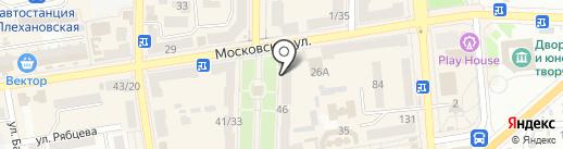 CityCommerceBank на карте Макеевки