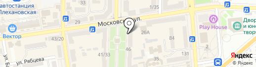 Makniks на карте Макеевки