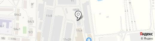 ТоргСантех на карте Томилино