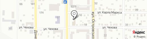 DRIVE PETROL GROUP на карте Макеевки