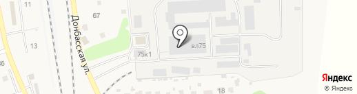 Михневский ремонтно-механический завод на карте Михнево