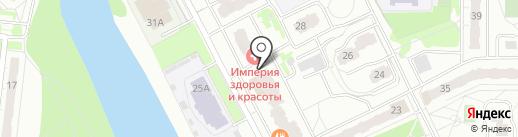БЛАГОВЕСТ на карте Балашихи