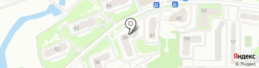 ИТ Центр на карте Балашихи