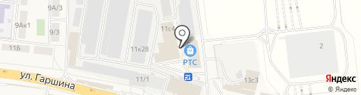 Я любимый малыш на карте Томилино