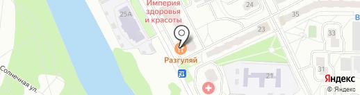 Московская областная коллегия адвокатов на карте Балашихи