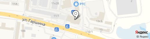 ATVX на карте Томилино