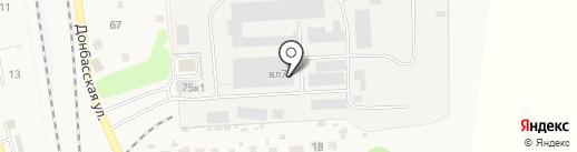 Велес-СБ на карте Михнево