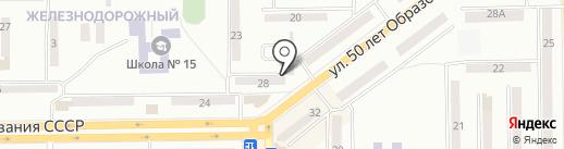ВТФ Арника на карте Макеевки