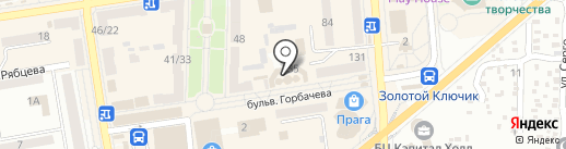 Умные вещи на карте Макеевки