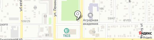 Нотариус Пирог Ю.С. на карте Макеевки