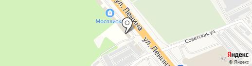 Грузовик, магазин автозапчастей для Foton, Hyundai на карте Октябрьского