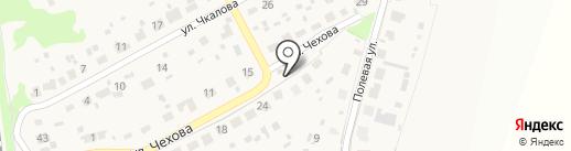Продуктовый магазин на карте Михнево