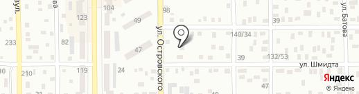 Экватор, сауна на карте Макеевки