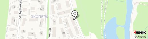 Гостевой дом на Твардовского на карте Томилино