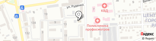 Лик-2010 на карте Макеевки
