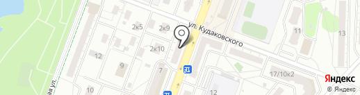 Центр искусства и ремесел на карте Балашихи