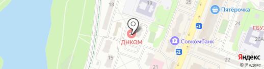 Техинфопроект на карте Балашихи