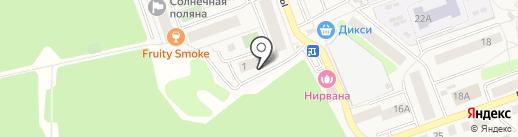 Стиль на карте Октябрьского