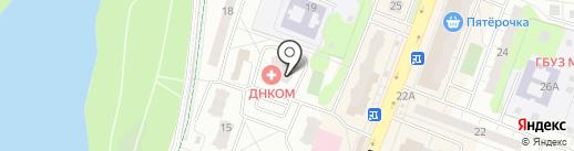Итальянка на карте Балашихи