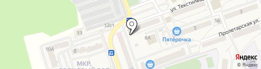Виктория на карте Октябрьского