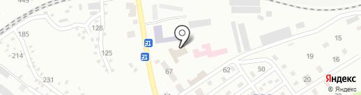 Ферротрейд на карте Макеевки