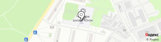 Художественная школа, МАУ на карте Балашихи