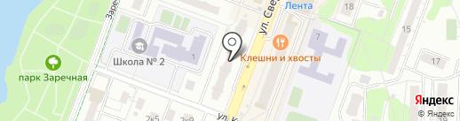 Эликсир-Дента на карте Балашихи