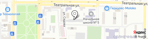 Алло, Макеевка! на карте Макеевки