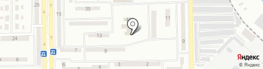 Детский сад №27 на карте Макеевки