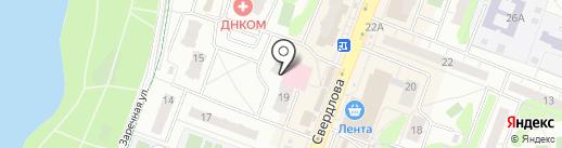 Из Белоруссии на карте Балашихи