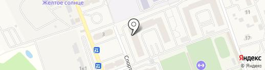 Настроение на карте Октябрьского